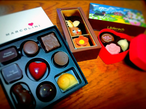 Valentine Chocolate 2011