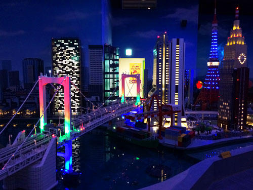 レゴランド・ディスカバリー・センター東京