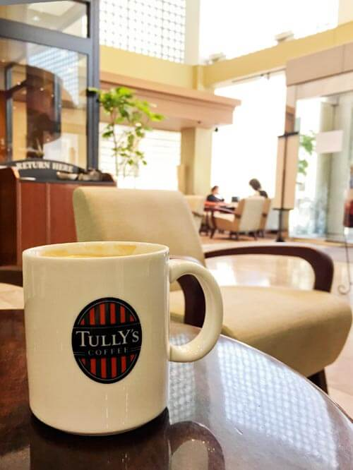 TULLY'S COFFEE 神楽坂店