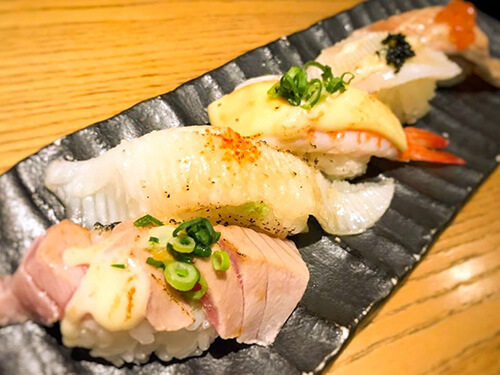 梅丘寿司の美登利総本店