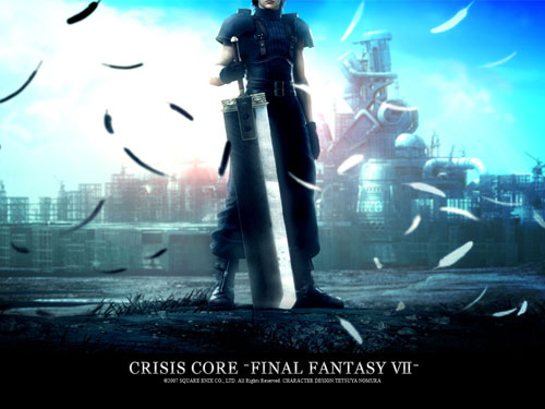 CRISIS CORE - FINAL FANTASY VII -