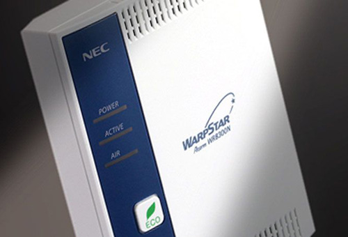 NEC Aterm WR8300N