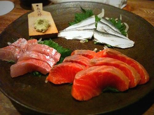 日本酒と料理 横尾