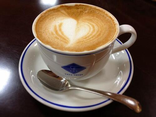 CAFE FREDY