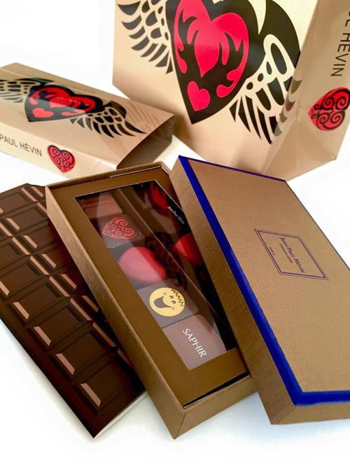 Valentine Chocolate 2015