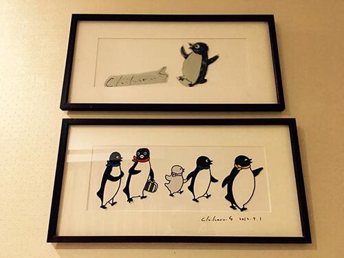 Suicaのペンギンルーム