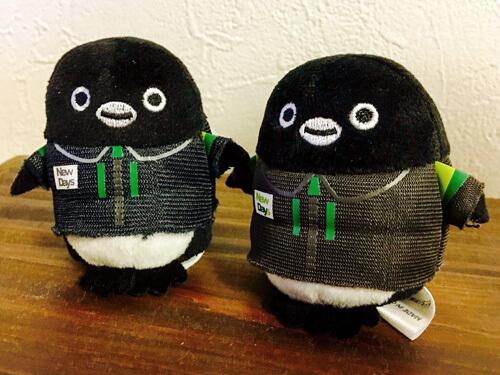 Suicaのペンギン お手玉ぬいぐるみ