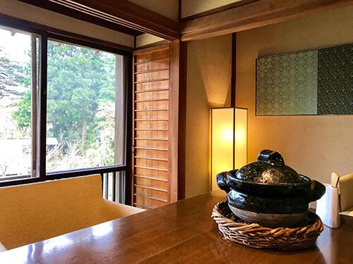 箱根・翠松園 朝食