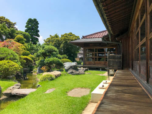 上州富岡 日本料理 ときわ荘