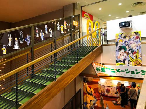 僕のヒーローアカデミア 特別課外授業 in 杉並アニメーションミュージアム