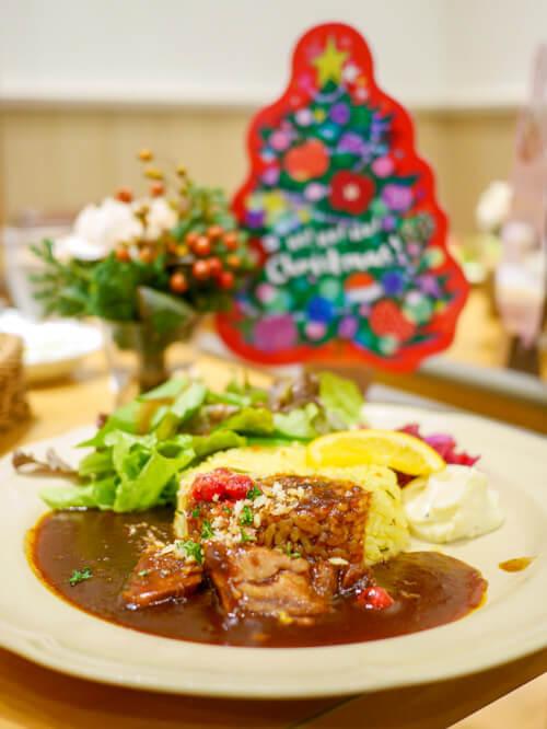 Afternoon Tea TEAROOM クリスマス限定メニュー