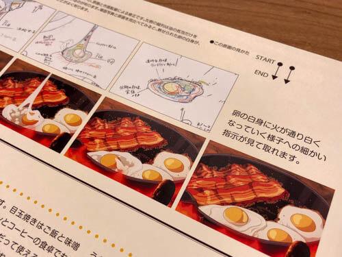 企画展示「食べるを描く。」
