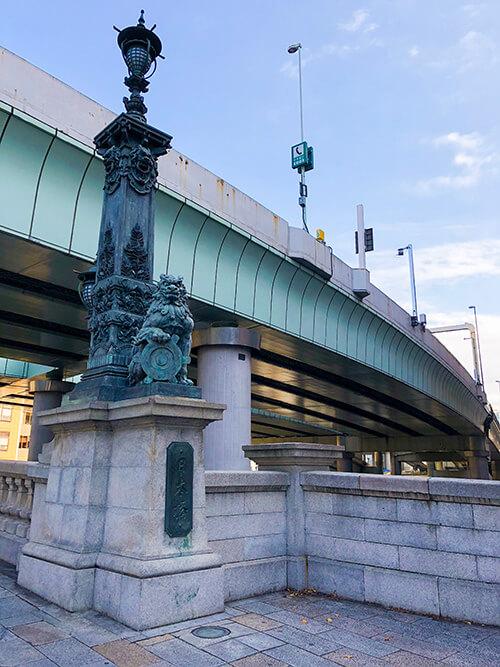 日本橋 獅子像
