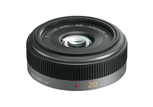 LUMIX G 20mm/F1.7 ASPH.