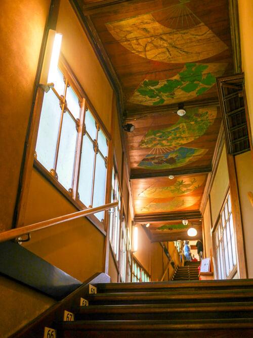 ホテル雅叙園東京(目黒雅叙園)と百段階段