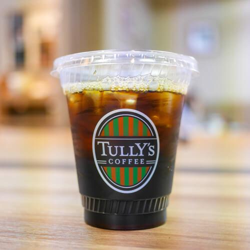 TULLY'S COFFEE 西武しんきん荻窪店