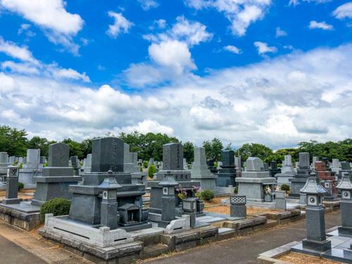 太閤山公園墓苑
