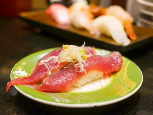 回し寿司 活美登利
