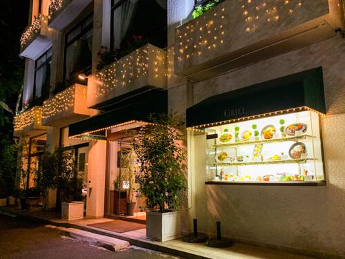 森のレストラン 日比谷松本楼