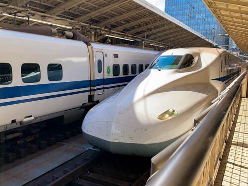 東海道新幹線「こだま」