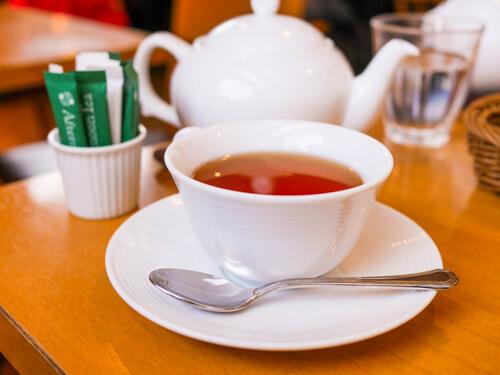Afternoon Tea シーフードカレーのニューイヤープレート