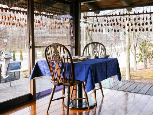 八ヶ岳清里最古のクラシックホテル「ハット・ウォールデン」