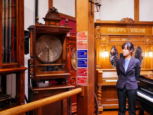 萌木の村オルゴール博物館「ホール・オブ・ホールズ」