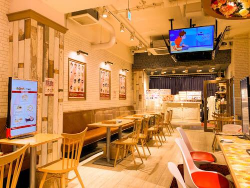 妖怪ウォッチ♪ × CHARAUM CAFE